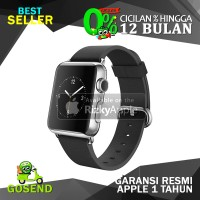 Apple Watch 1 2015 Stainless Classic Buckle Black Band 38MM