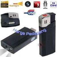 Hidden Spy Camera Lighter DVR HD With Flashlinght Spy Cam Korek V18