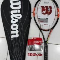 Wilson Burn 100 Team Spin Effect technology