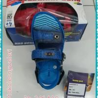 TOKO LEONY sandal gunung anak homyped shooter01 - navy - free mainan