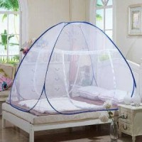 Kelambu Tidur Lipat Praktis Anti Nyamuk ukuran besar 180x200 cm