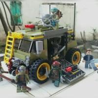 Jual Lego Mix Part Out TMNT 79115/79116/79117 Murah