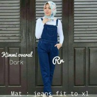 Overall jeans / kimi overall