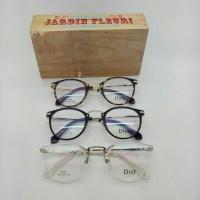 frame kacamata wanita merk DIOR