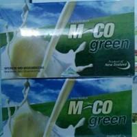 M Co M-CO Green Susu Bubuk Skim Colostrum ( Fortico, Igco )