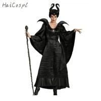 Jual Kostum Halloween / Costume Maleficent / Halloween / Cosplay Murah