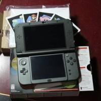 Jual Nintendo new 3ds XL Monster Hunter 4 Ultimate MH4U Generation Murah