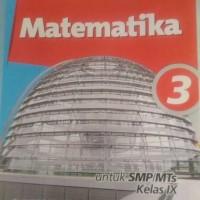 buku erlangga mandiri matematika kelas 9 smp 2013 kurtilas
