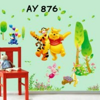 Motif Winnie The Pooh Wallpaper Wallsticker uk 60 x 90 cm