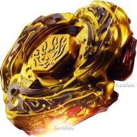 beyblade gold l-drago destroy (kw) ldrago mainan gasing rakit jepang