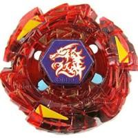 beyblade meteo l-drago rush (kw) ldrago mainan gasing rakit jepang