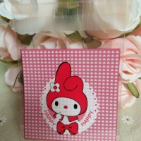 Plastik Fancy Cookies - Kue - Permen - Accessories My Melody Red 10x10