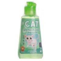 Raid All CAT Sparkling Clean Shampo - 125mL - Shampoo Kucing
