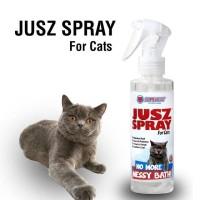 Spray grooming Anjing, kucing, kelinci - JUSZ Spray