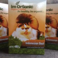 Cat food Im organic indonesian best 480gram