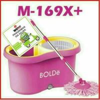 Jual SUPER MOP BOLDE M-169X+ NEW Murah