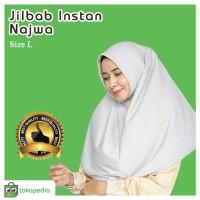 Jual jilbab / kerudung / hijab instan siria / najwa instan Murah