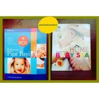 paket hemat pedoman pijat bayi dan home baby spa plus DVD
