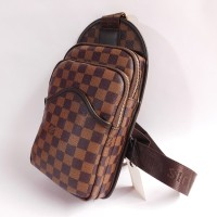 SHOULDER BAG TAS SELEMPANG PRIA IMPORT | LOUIS VUITTON BP 188 BROWN