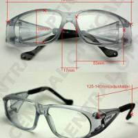 Kacamata safety minus #uvex meteor