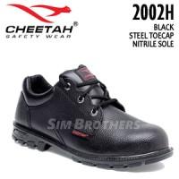 Sepatu Safety Shoes Cheetah 2002H