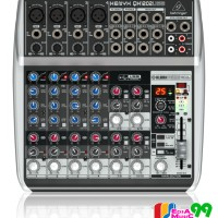 Behringer Mixer + Audio Interface XENYX QX1202 USB / QX 1202 USB