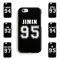 EXO Exodus Kai Lay Suho Tao Xiumin Chen Kpop Phone Case Cover softcase