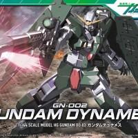 HG 1/144 Gundam Dynames