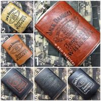 Hip flask stainless steel botol arak jack daniels army bottle