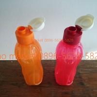 Jual tupperware eco bottle 750ml tutup flip top ( 1 set isi 2 ) Murah