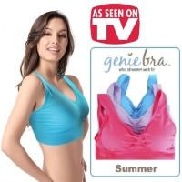 Genie Bra ~ Sport Bra ~ Pakaian Dalam Wanita ~ ISI 3 PCS ~High Quality