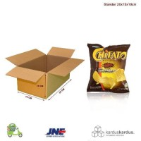 KARDUS | BOX | KARTON PACKING ( 20 x 15 x 10 )