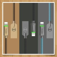 Jual MCDODO Auto Disconnect Lightning Data Cable 1.2M [CA-3901] - Black Murah