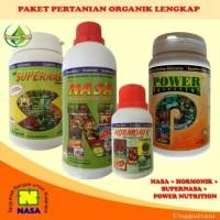 Jual Paket Pupuk Pertanian Organik Nasa Untuk Meningkatkan Hasil Panen Murah