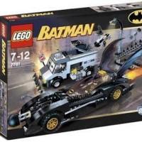 lego 7781 batman the batmobile two face's escape collector item rare