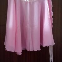 Jual ballet skirt putih adult ballerina Murah