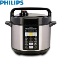 PHILIPS ELECTRIC PRESSURE COOKER HD 3126 PRESTO PROMO GOSEND