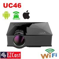 Jual Proyektor UC46 Wifi Projektor UC-46 Projector UC 46 Murah Terbaru Baru Murah