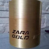 Parfum Zara Gold by Zara for MAN EDT Original Reject