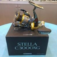 Reel Shimano Stella C3000XG FI - 2014