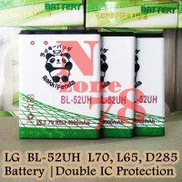 BATERAI LG L70 D285 L65 Dual F60 L65 D280 BL-52UH DOUBLE POWER