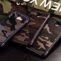 Case Army Samsung J5 Prime Softcase+Hardcase Cover/Slim/Spigen/Armor