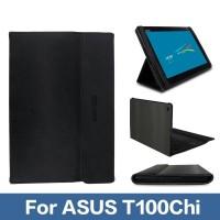 ASUS T100 CHI Retro Leather Wallet case Casing