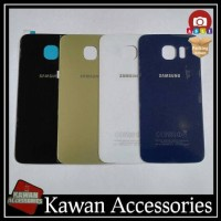 Backdoor / Back Cover/Tutup Baterai Samsung Galaxy S6 Flat