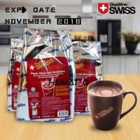 Jual Ovaltine Swiss 1kg Chocolate Malt Murah