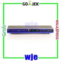 DVD Player GMC 081Q B Smart Optik Body Besi 1 Tahun Garansi Resmi