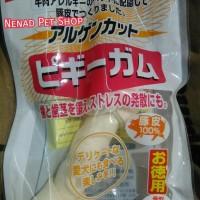 Snack Anjing Doggyman/White Piggy Gum Milk Flavor 67gr