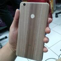 Skin Xiaomi Mi Max 2 Wood Texture 3M Original Japan