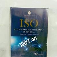 ISO INFORMASI SPESIALITE OBAT INDONESIA VOL 51 TAHUN 2017/2018