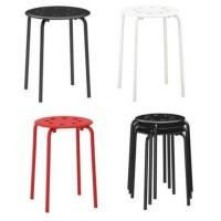 Ikea MARIUS Stool bangku bakso